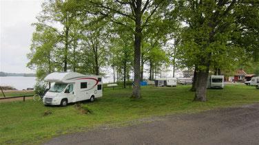 Campingplatz Sjöstugans