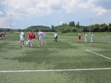 Firmenfußballturnier Fußballturnier für Firmen Company Cup planen und organisieren Checkliste
