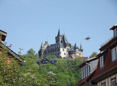Wernigerode et son château