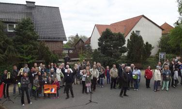 Hankensbüttel, ville de Basse Saxe (Allemagne)