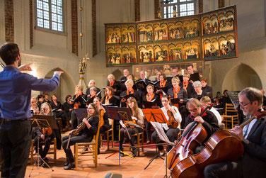 Concert au monastère d'Isenhagen