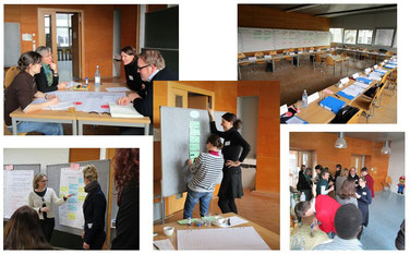 Impressionen vom Workshop 2015