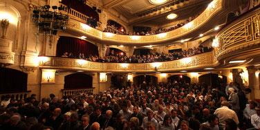 Théâtre Edouard VII à Paris, théâtre privé