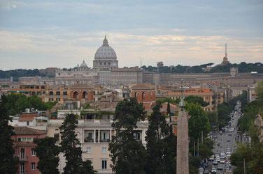 Villa Borghese Roma A Piedi