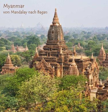 Myanmar, Burma, Birma, Fotobuch, Bildband, preiswert, Unesco Welterbe