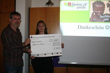 Check-handover with the chairman Eva Karrenbrock