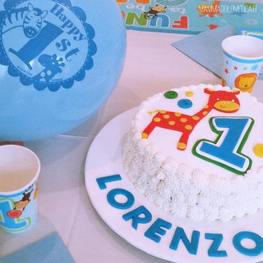 Festa Per Il Primo Compleanno Mamma Dolomitica Blog