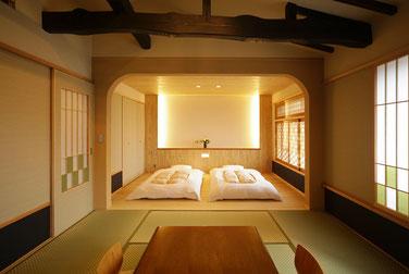 10.5畳純和室