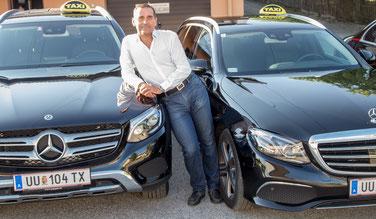 Werner Rammerstorfer mit VW Caravel