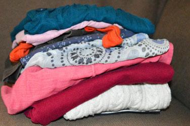 Kleiderschrank ausmisten - So gehts