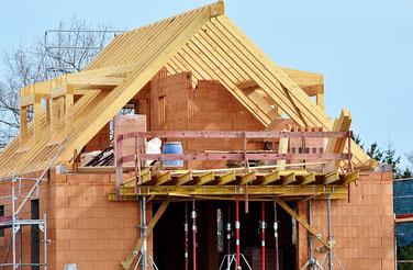 Bauleistungsversicherung für Baustelle