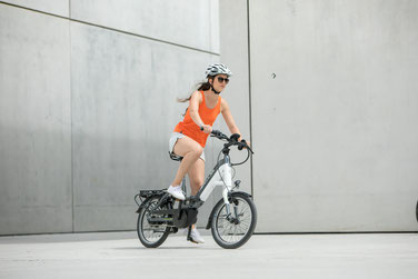Falt- und Kompakt e-Bikes probefahren und kompetent von Experten beraten lassen im e-Bike Shop in Bern