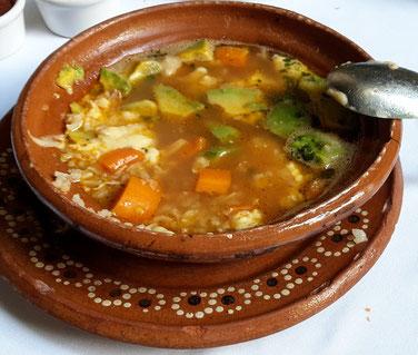 Restaurant El Mesón del Marqués, Valladolid (Yucatan)