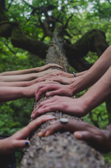 Zusammenarbeit im Team als Benefit