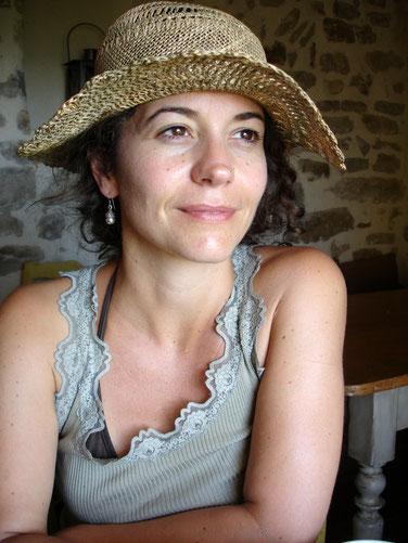 Bild: Die Autorin Sandra Åslund