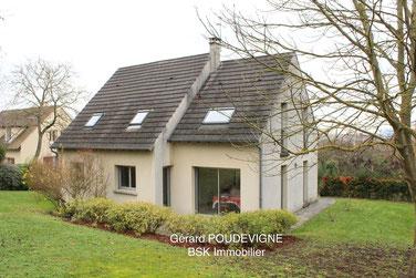 Gérard POUDEVIGNE / BSK Immobilier, Le PECQ, Yvelines (0611221299)