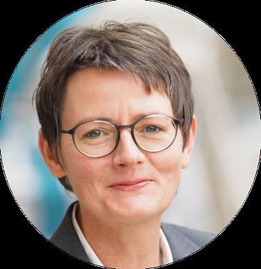 Kandidatin für den Gemeinderat -Doris Vogel