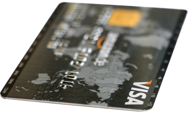 Kreditkarte, Baumhaushotel Solling