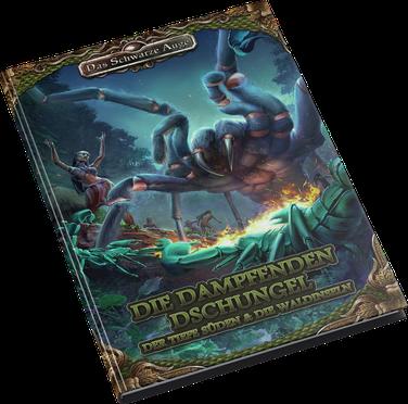 DSA 5: Die Dampfenden Dschungel