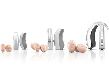 Widex Unique hearing aid range