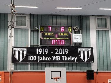 Finale 33. Derbystar-Cup 2019: VfL Primstal - FC Hertha Wiesbach