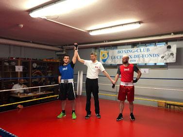 15. Sieg für Manuel Pfister - BOXING TEAM ITTIGEN - 20.05.2017 - 1. LC-CUP 2017