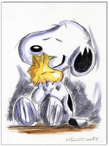 Snoopy & Woodstock II