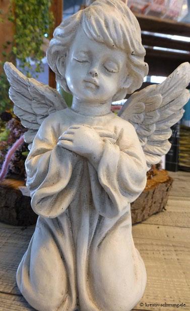 Der in sich gekehrte Engel