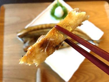 恵比須サンマ汐干し写真4