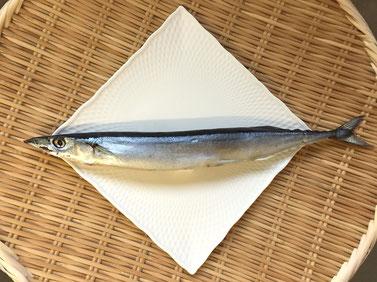 恵比須サンマ丸干し写真1