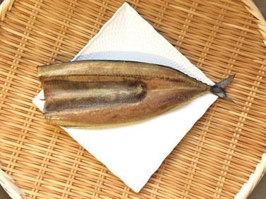 恵比須サンマ汐干し写真1