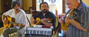 Kalabrien Gruppenreisen, Musikalisches maßgeschneidert