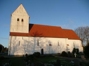 Kirche zu Braderup