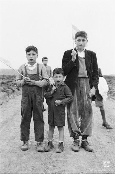 1958-Xestoso-nenos1-Carlos-Diaz-Gallego-asfotosdocarlos.com