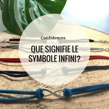 Que signifie le symbole infini article blog