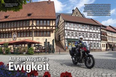 Postkartenidylle: Um den Markt der Altstadt von Stolberg ist noch alles unter Dach und Fach.