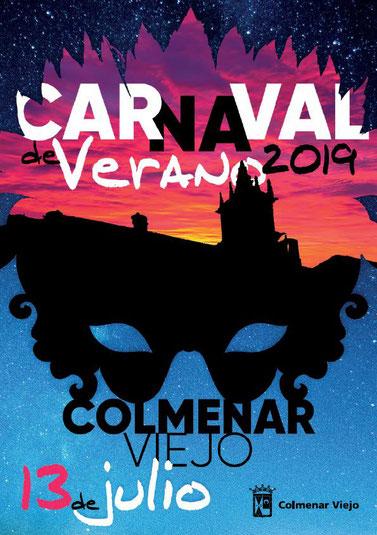 Carnaval de Verano en Colmenar Viejo