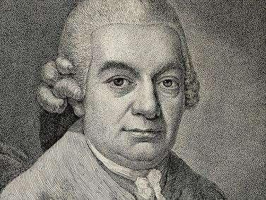 Carl Philipp Emanuel Bach © De Agostini-Getty Images