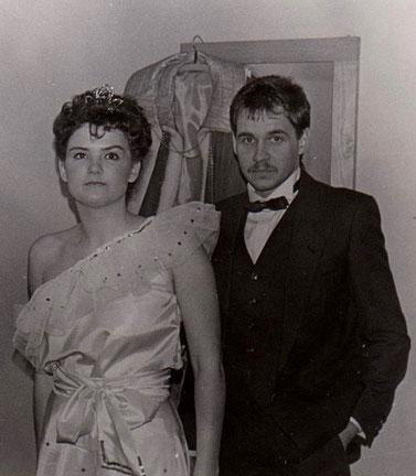 Claudia Hartmann & Thomas Lössl 1987