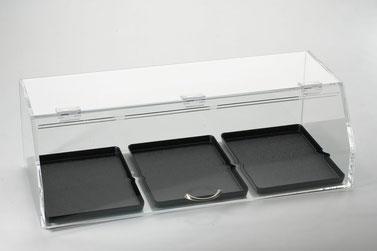 Présentoir libre-service simple 9406023, FMU GmbH, Présentoir de vente