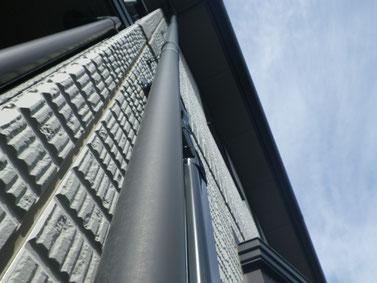 熊本県O様邸屋根・外壁塗装 樋塗装BEFORE