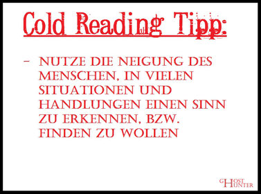 #ColdReading #Medium #Spiritsmus #paranormal