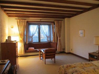 ホテルハイジのスタンダードツインルーム