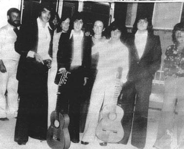 entre amigos finales los 70