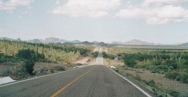 Carretera Transpeninsular: Der Highway Mex Nr. 1