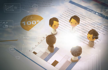 受託開発事業のイメージ