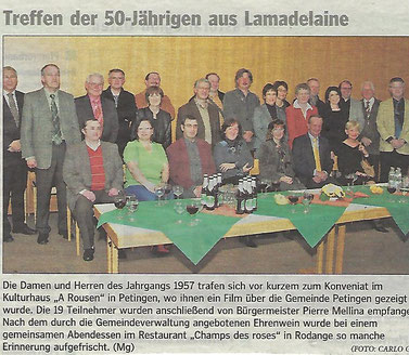 2006 Konveniat Jahrgang 1956/57