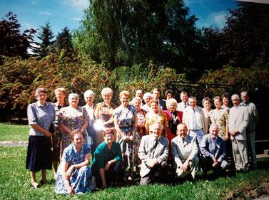 Enn den 90ziger - Konveniat Joergäng 1930-1933