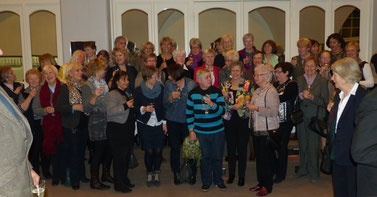 Bordesholmer Landfrauen, Musical-Besuch in Rendsburg