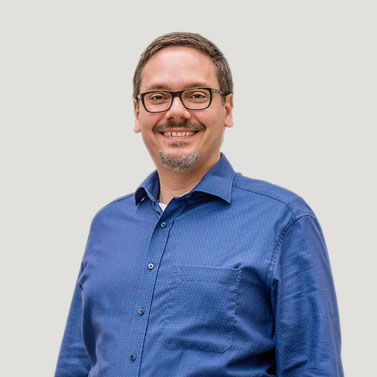 Benedikt Eger, Partner und Technischer Leiter bei Unterschied&Macher